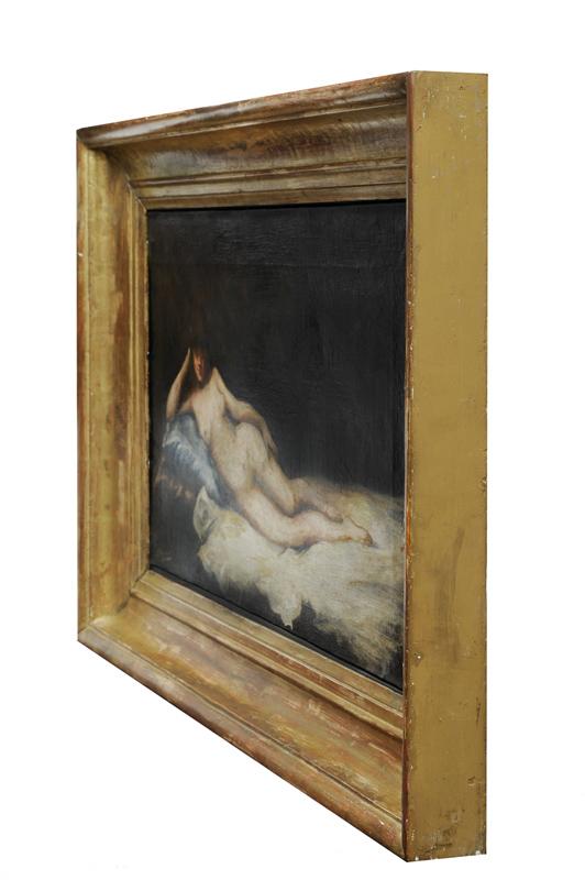 Francesca Bolsi Antique Design Nudo Di Donna Firmato